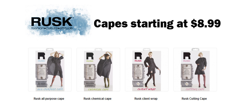 Rusk Capes